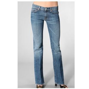 Seven for all Mankind Medium Wash Bootcut Jeans